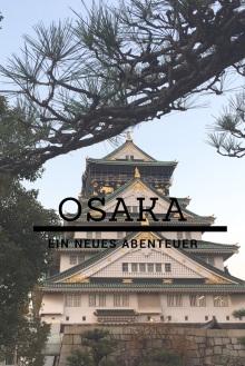 Schloss Osaka